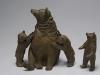 L'ours et 3 petits