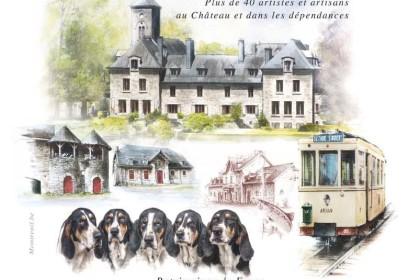 Exposition d'artistes animaliers et Journées des Patrimoines Château de Freux